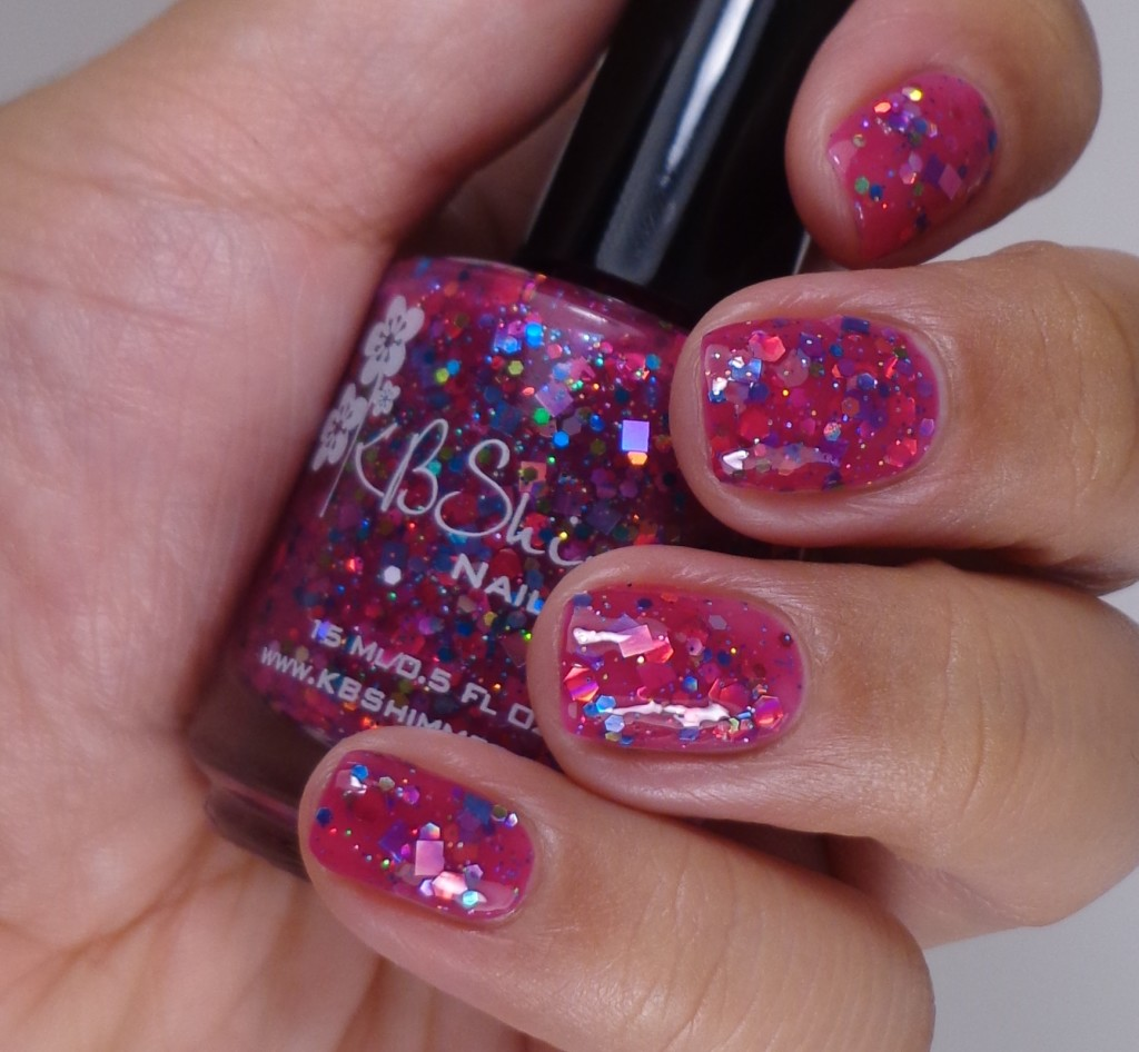 KBShimmer Look High And Holo 1