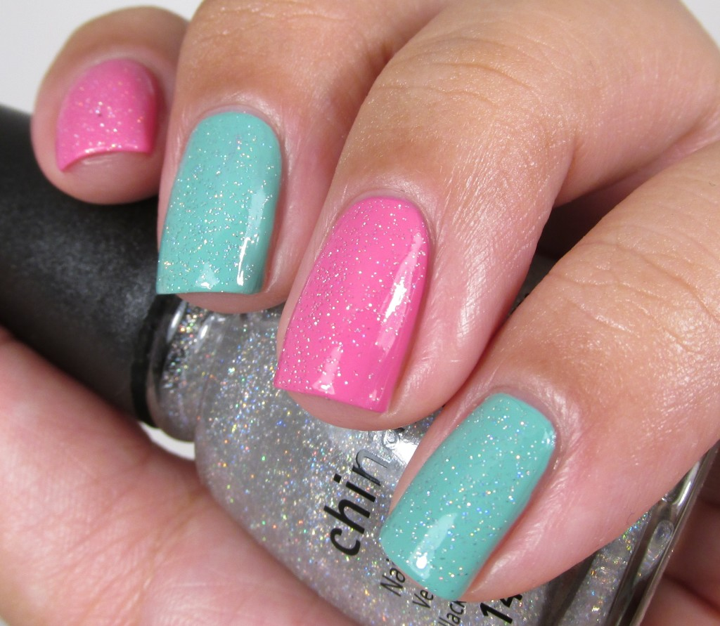 China Glaze Fairy Dust 1