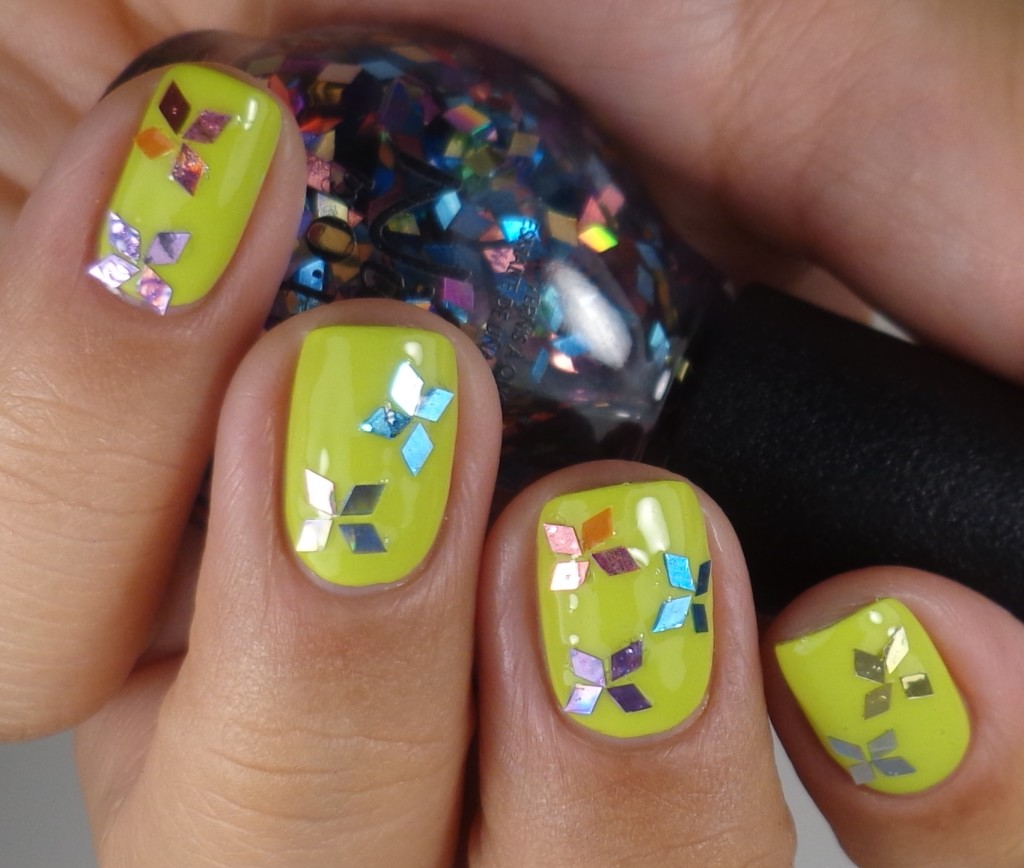 Nicole by OPI Be Awesome 2