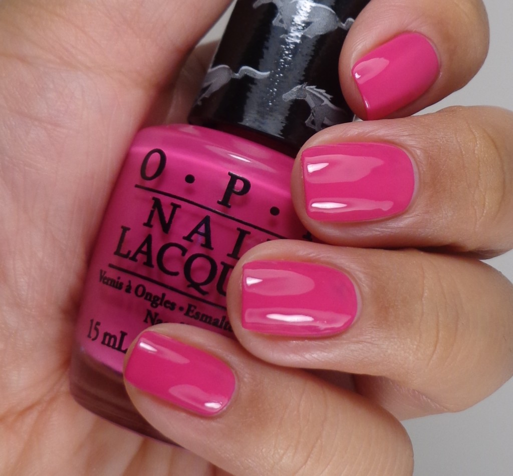 OPI Girls Love Ponies 1
