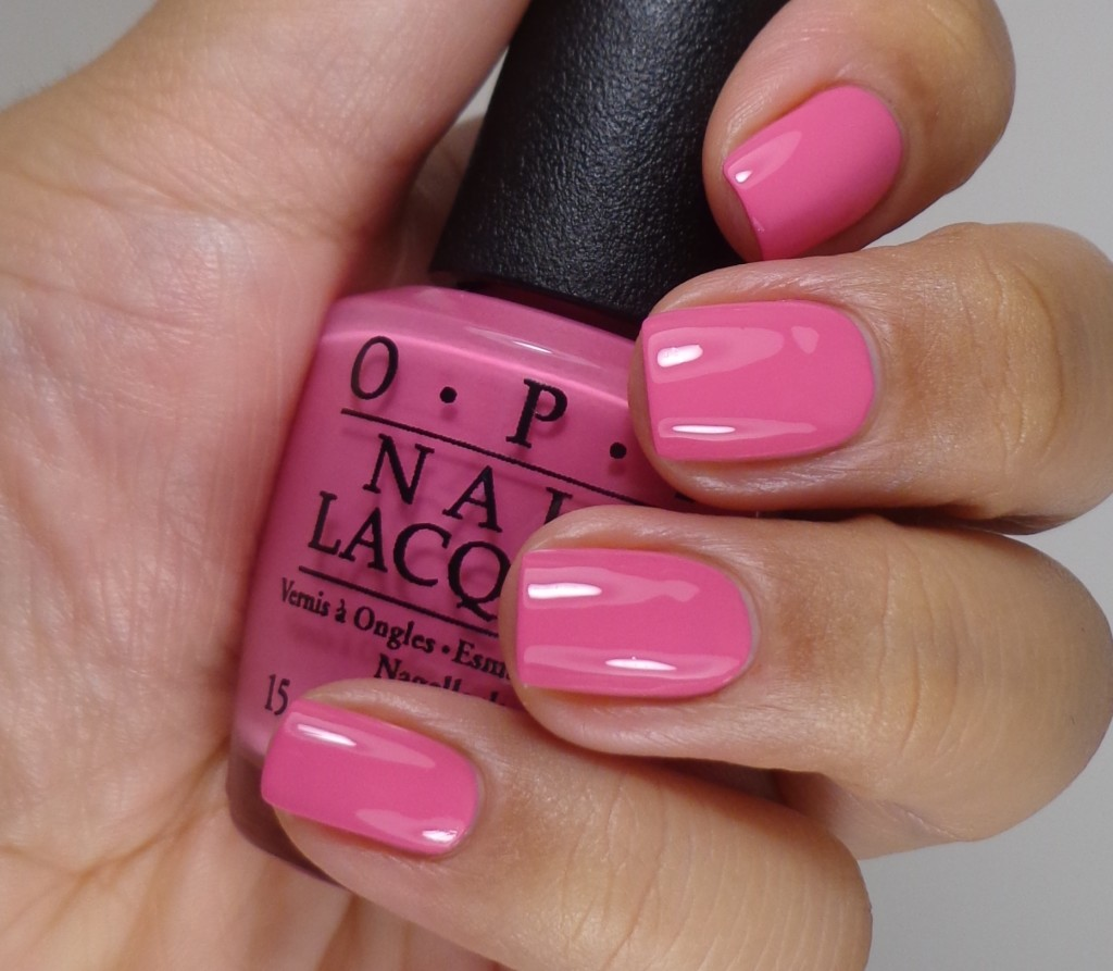 OPI Suzi Has A Swede Tooth 1