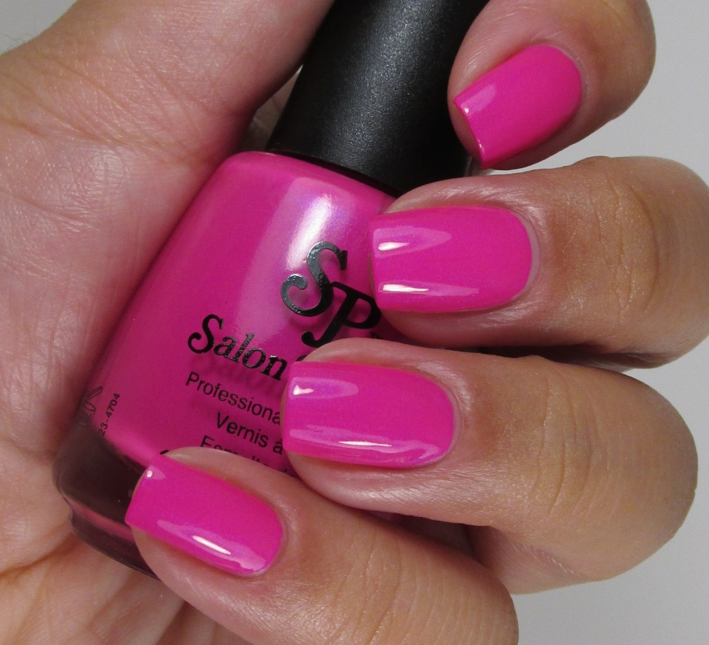 Salon Perfect Fired Up Fuchsia 2