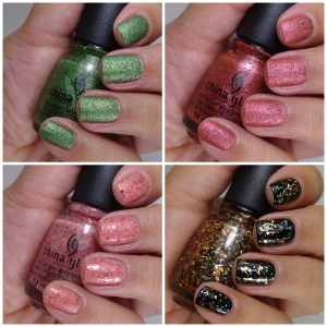 China Glaze Apocalypse Of Color Collection Halloween 2014