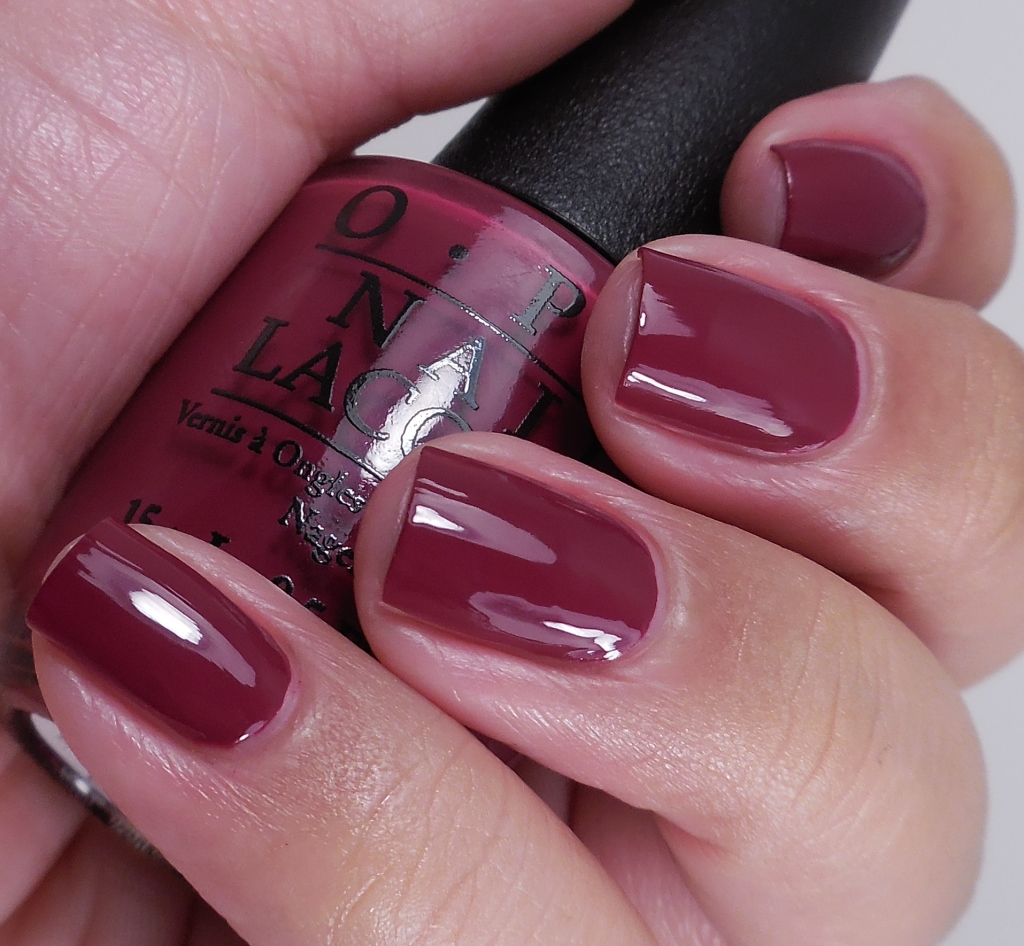OPI Just Be-claus 2