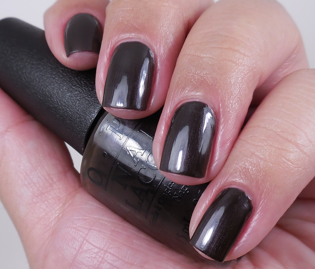 OPI Love Is Hot And Coal 1
