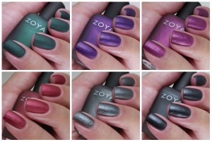 Zoya Matte Velvet Collection – Re-released!