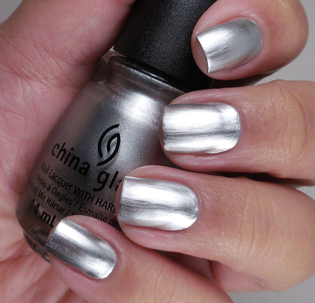 China Glaze I'd Melt For You 1