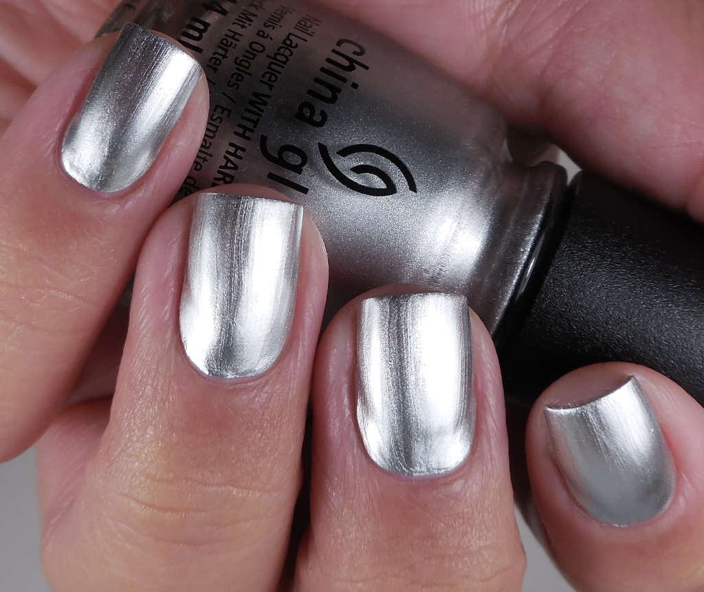 China Glaze I'd Melt For You 2