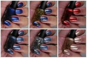 Delush Polish The Nue Collection