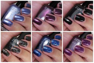 Zoya Wishes Collection Holiday 2014