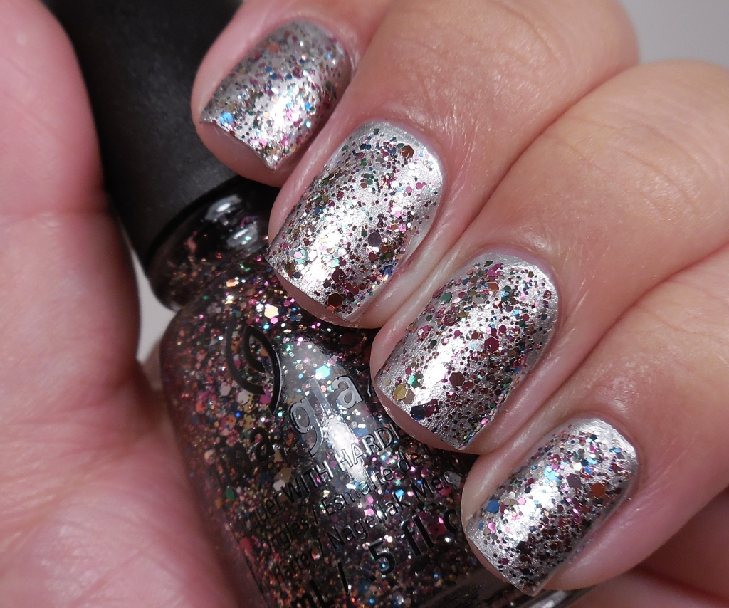 China Glaze Dancing And Prancing 1