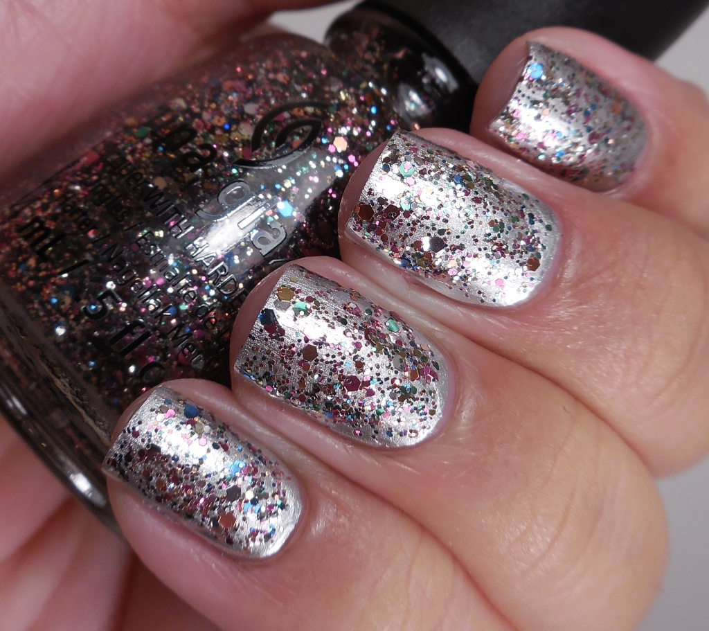 China Glaze Dancing And Prancing 2