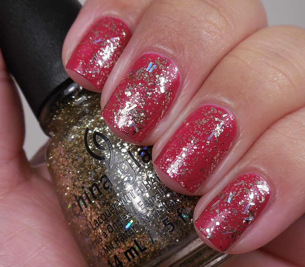 China Glaze De-light 1