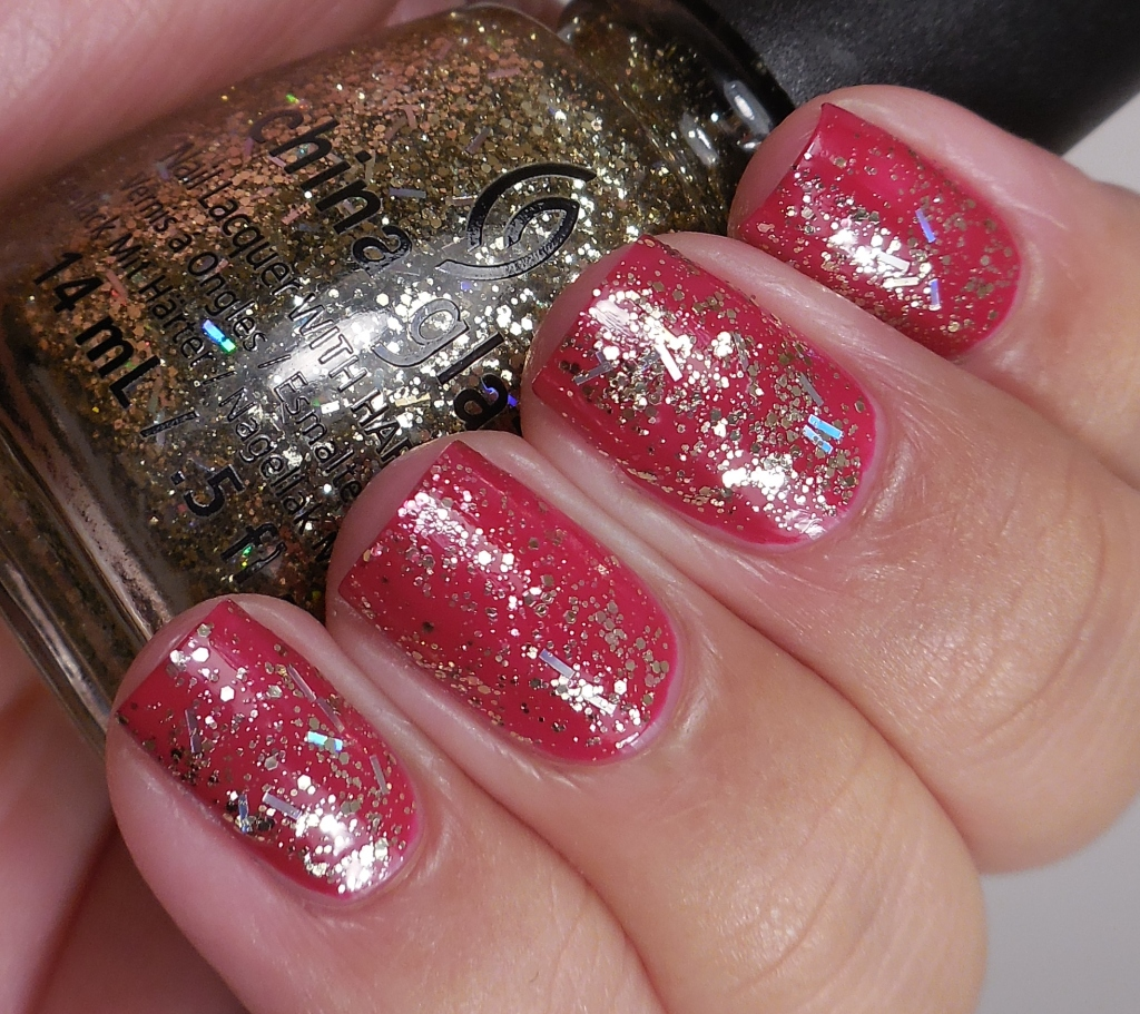 China Glaze De-light 2