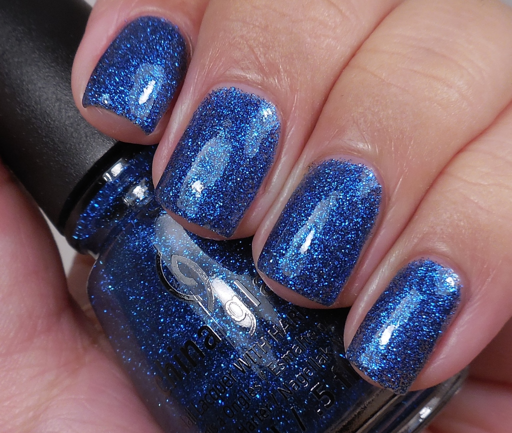 China Glaze Feeling Twinkly 1