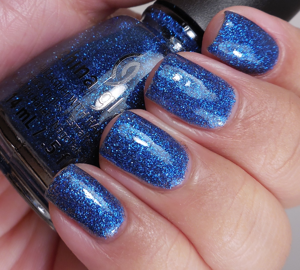 China Glaze Feeling Twinkly 2