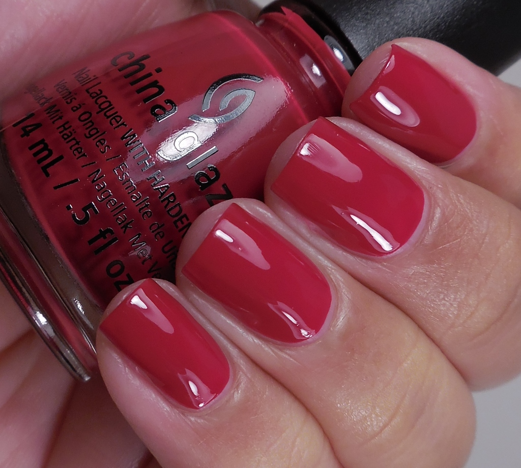 China Glaze Tip Your Hat 2