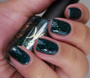 Delush Polish Green With Ivy