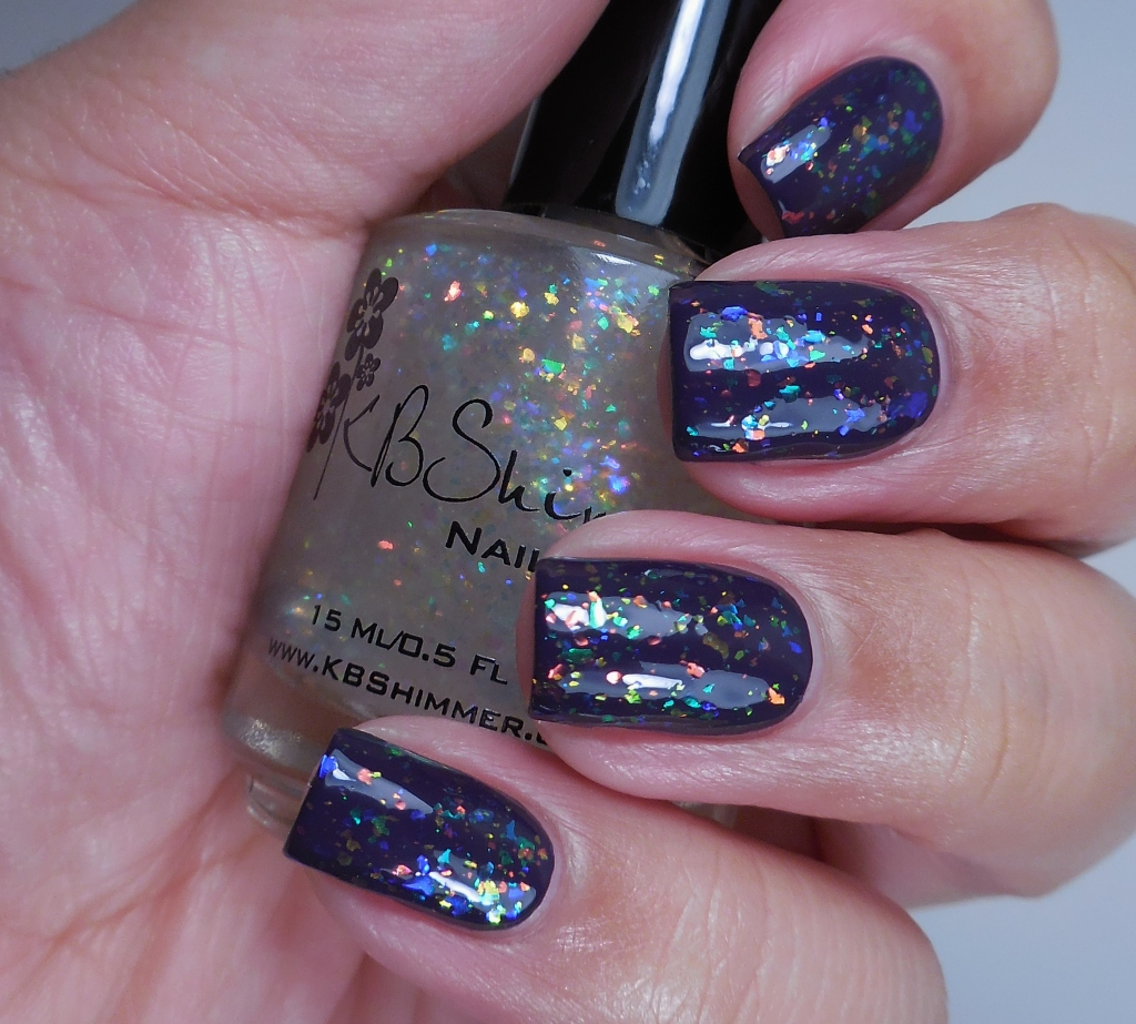 KBShimmer Rainbow Shield 1
