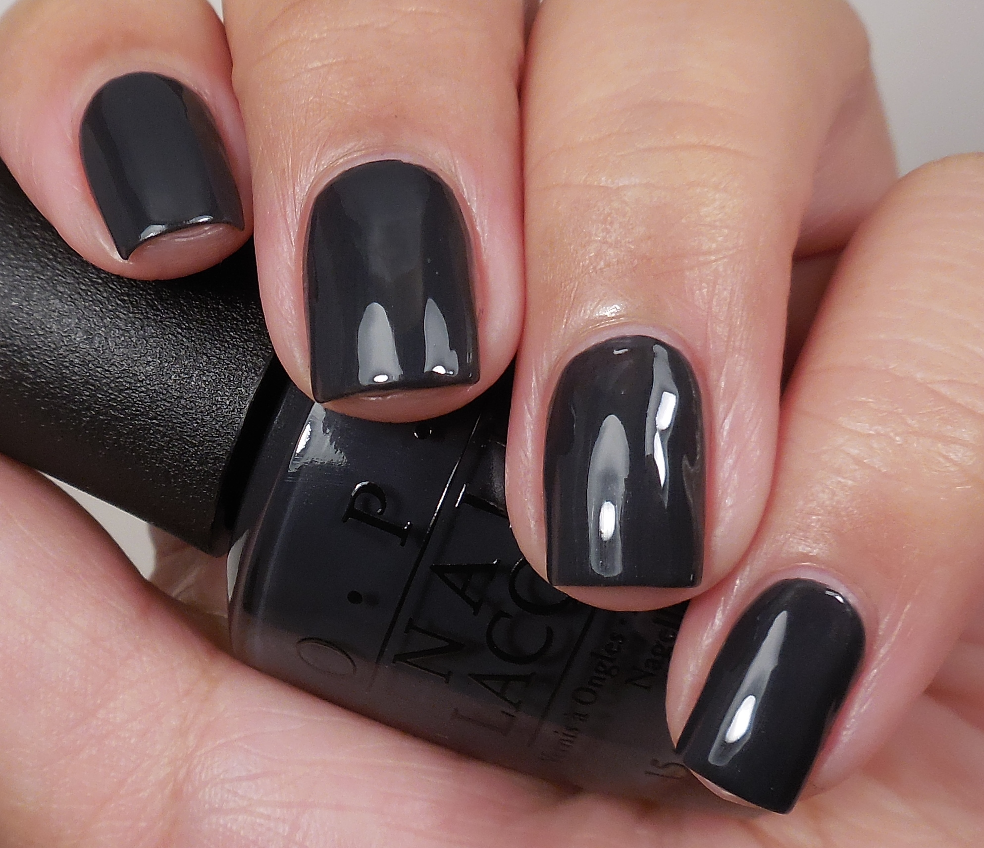 OPI 50 Shades of Grey Collection - Of Life And Lacquer