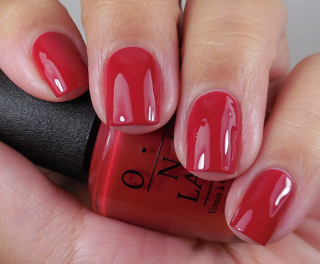 OPI Romantically Involved 1