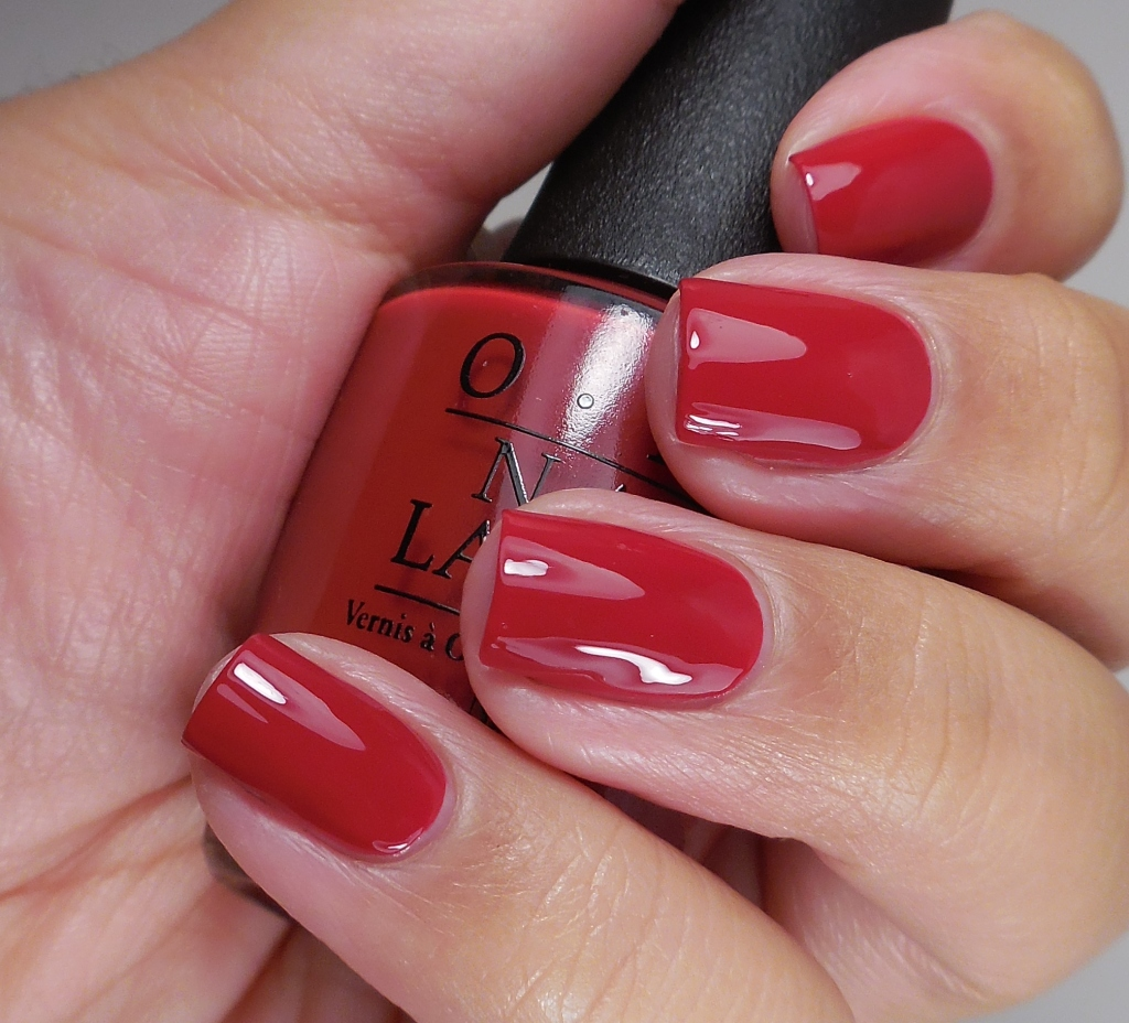 OPI Romantically Involved 2