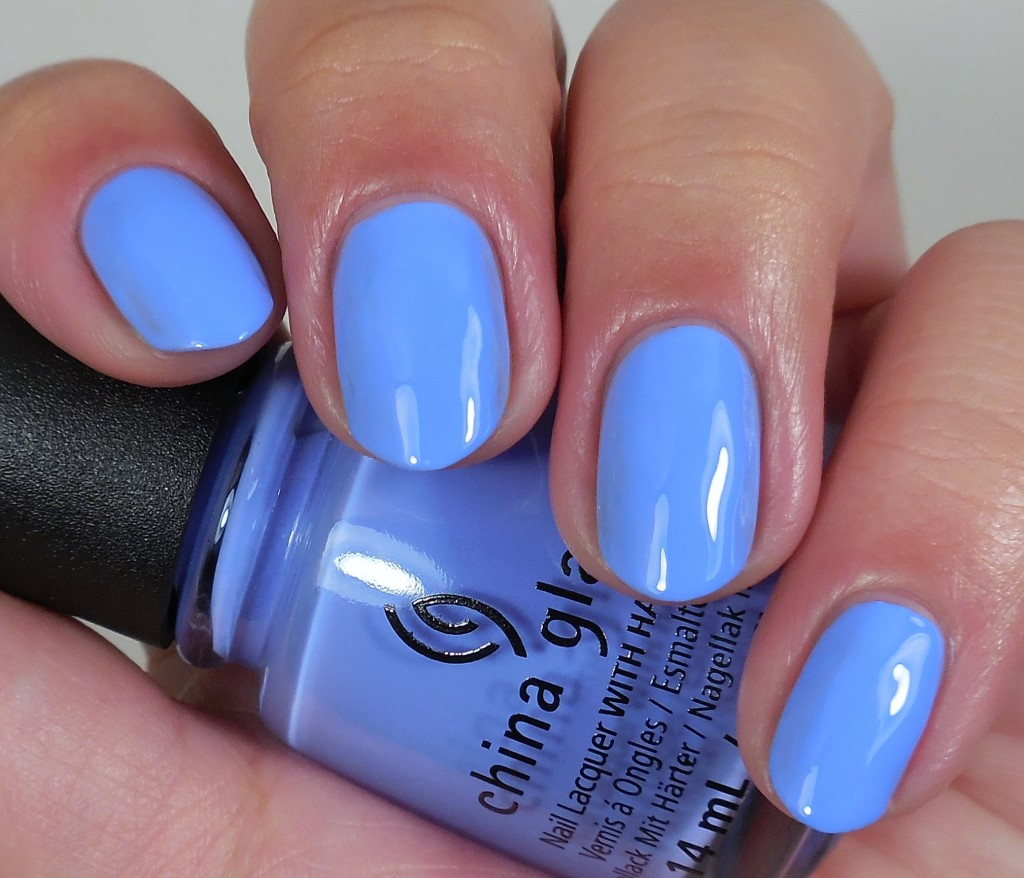 China Glaze Boho Blues 1