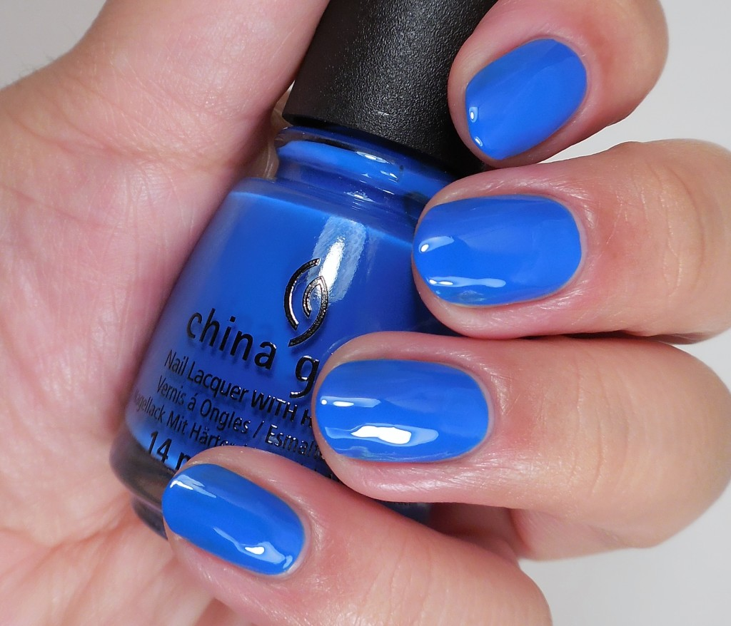 China Glaze License & Registration Pls 2