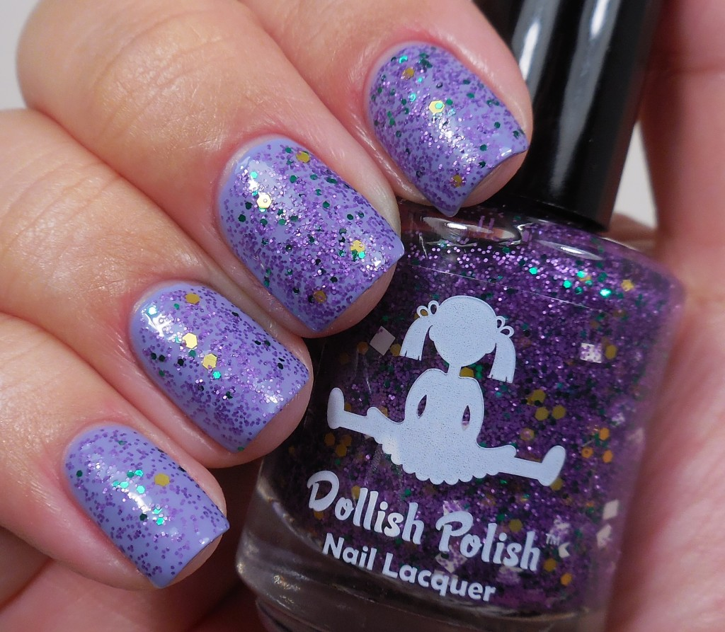 Dollish Polish Wicked Wario 1