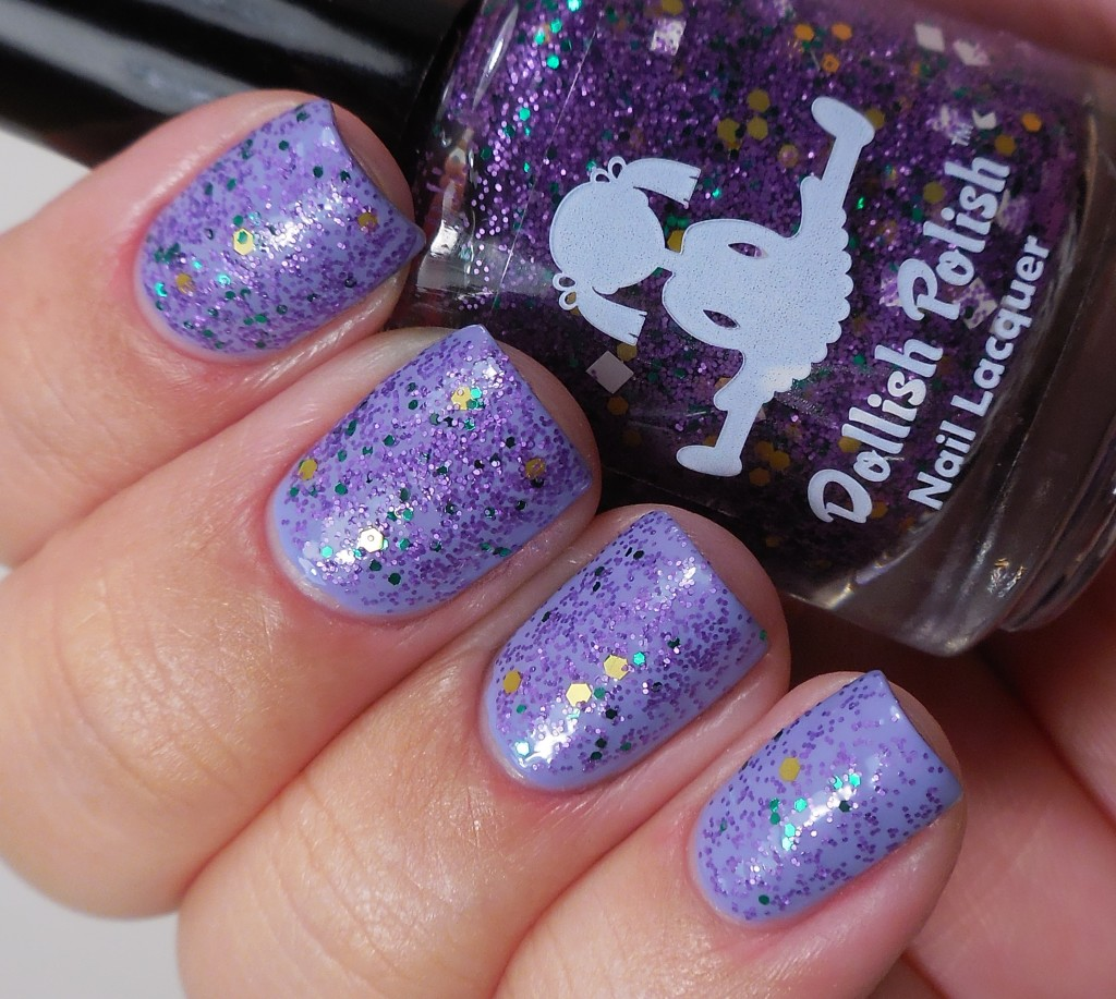 Dollish Polish Wicked Wario 2