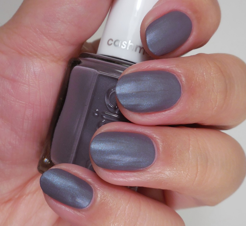 Essie Coat Couture 2