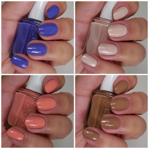Essie Resort Collection 2015