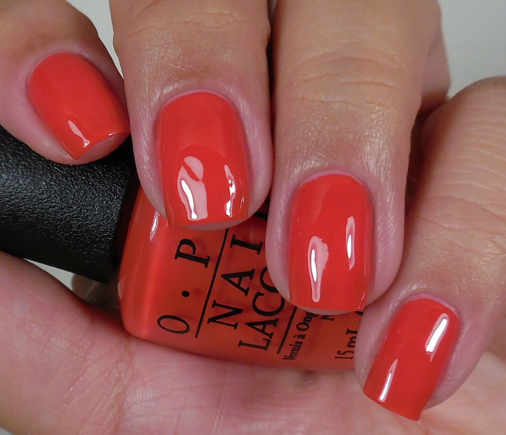 OPI I STOP For Red 1