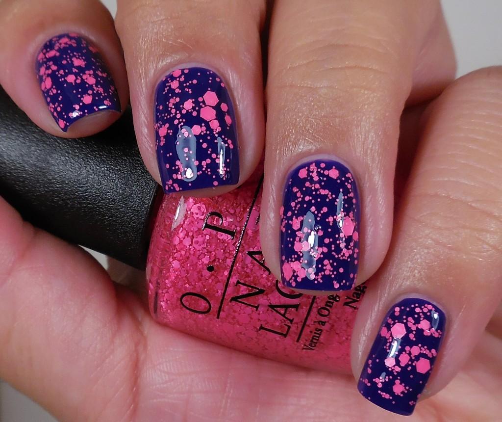 OPI Pinks & Needles 1