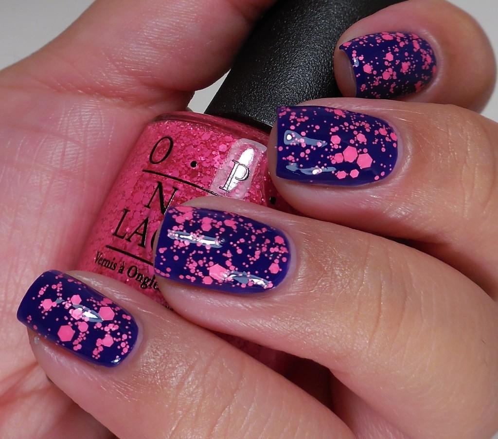 OPI Pinks & Needles 2