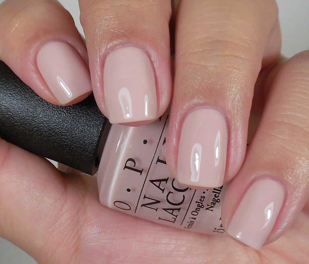 OPI Put It In Neutral 1