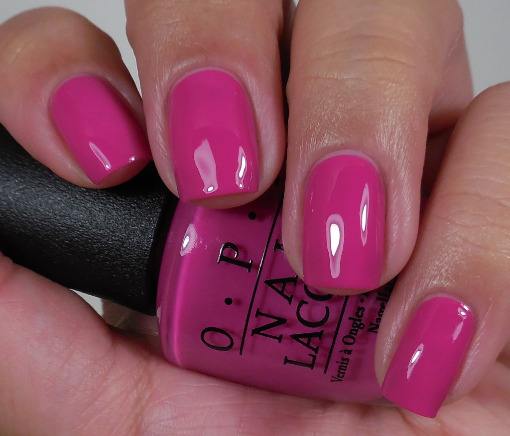 OPI The Berry Thought of You 1