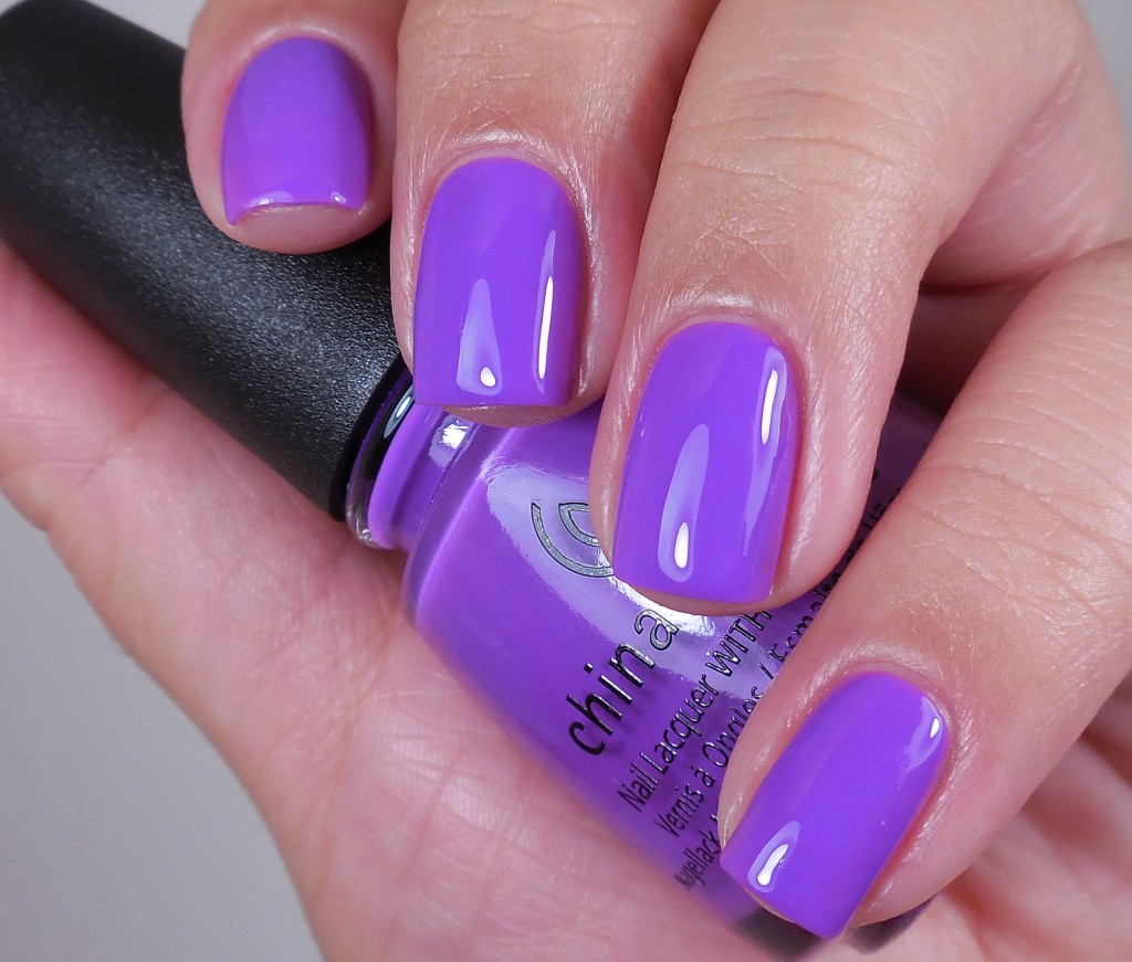 China Glaze Plur-ple 1