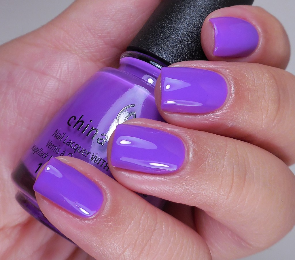 China Glaze Plur-ple 2