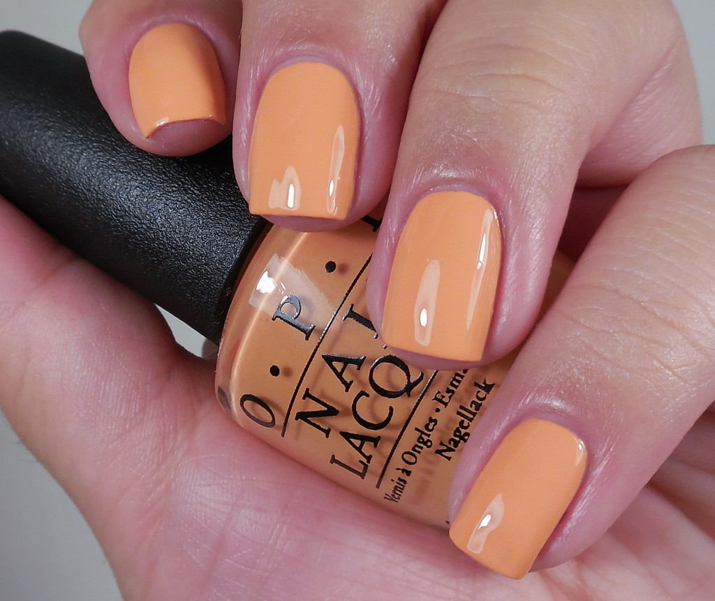 OPI Is Mai Tai Crooked 1
