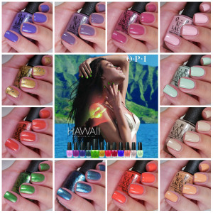 Winner Announced – OPI Hawaii Collection