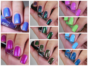 KBShimmer Summer Collection 2015