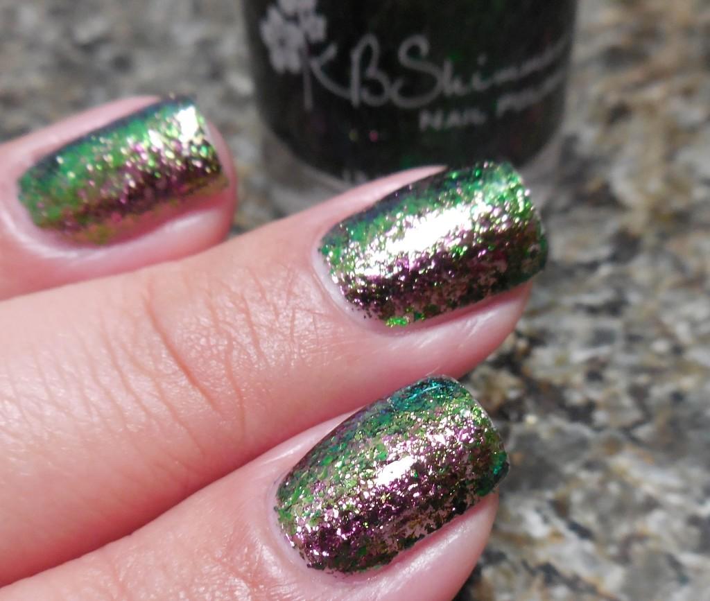 KBShimmer Green Weaver 3
