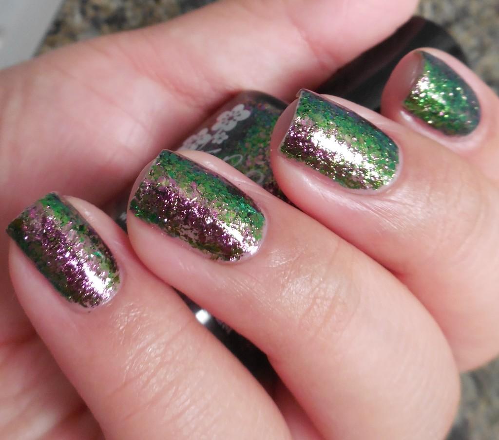 KBShimmer Green Weaver 4