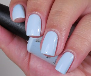 The Lacquer Ring – Baby Blue