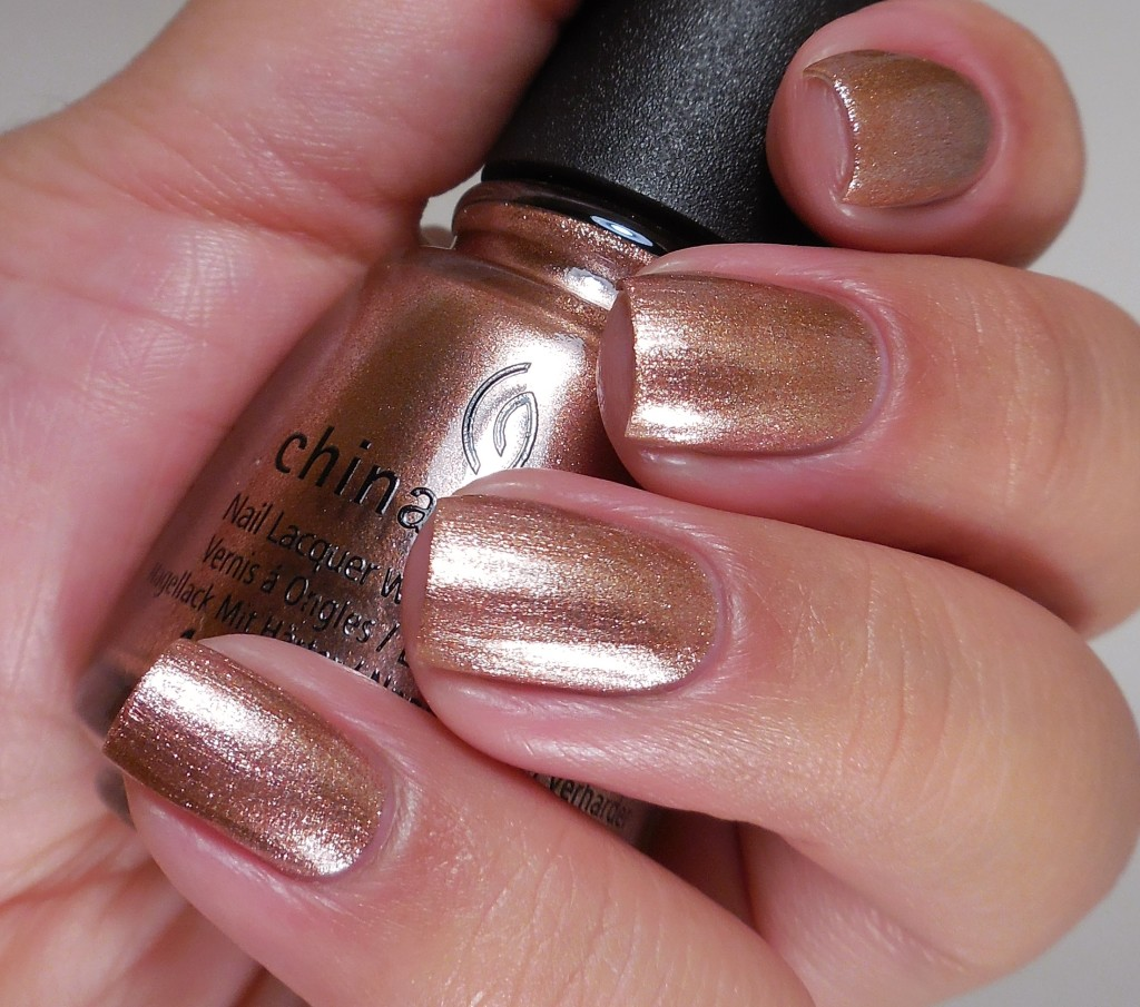 China Glaze Meet Me at the Mirage 2