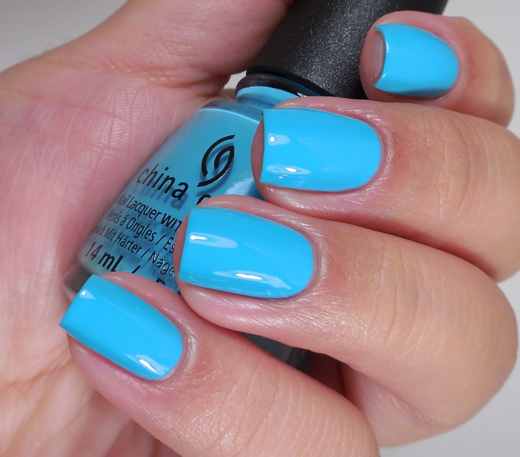 China Glaze Rain Dance the Night Away 2