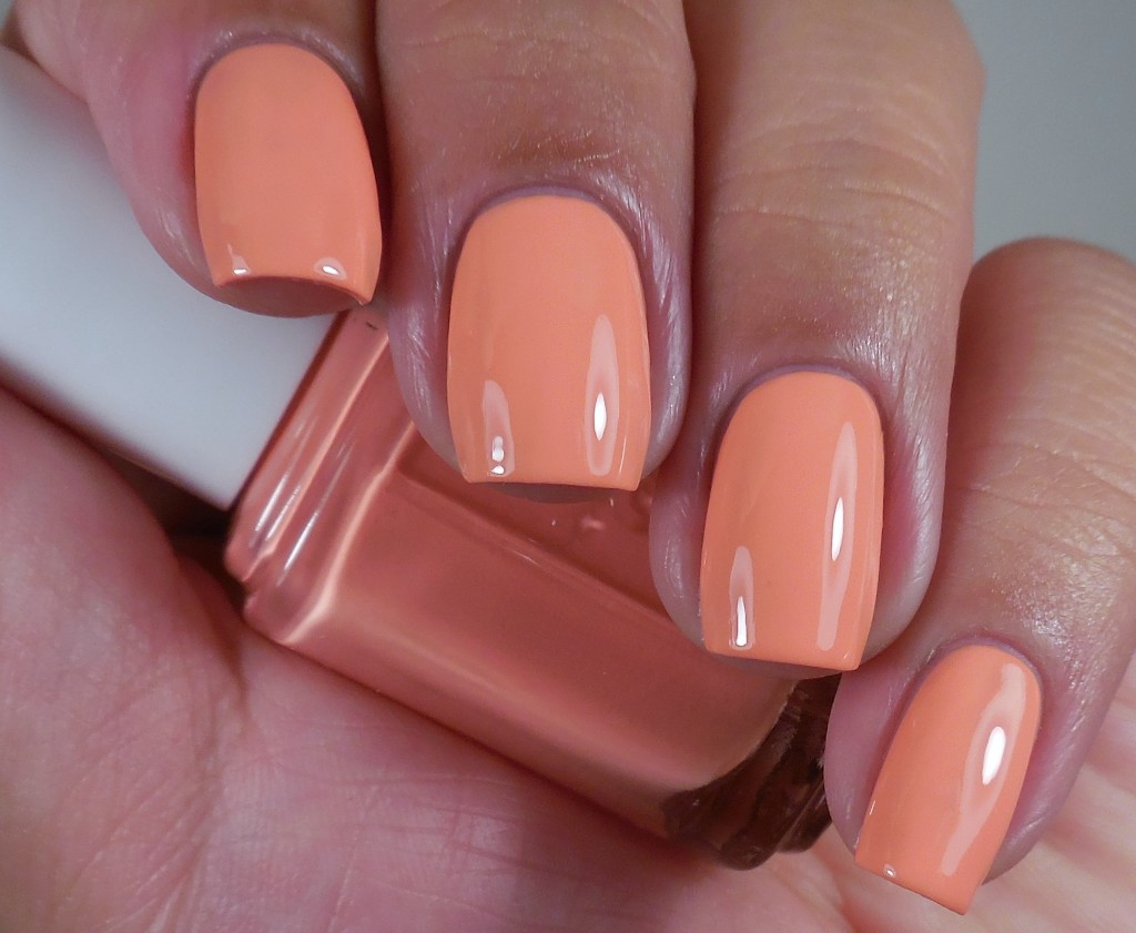 Essie Peach Side Babe 1