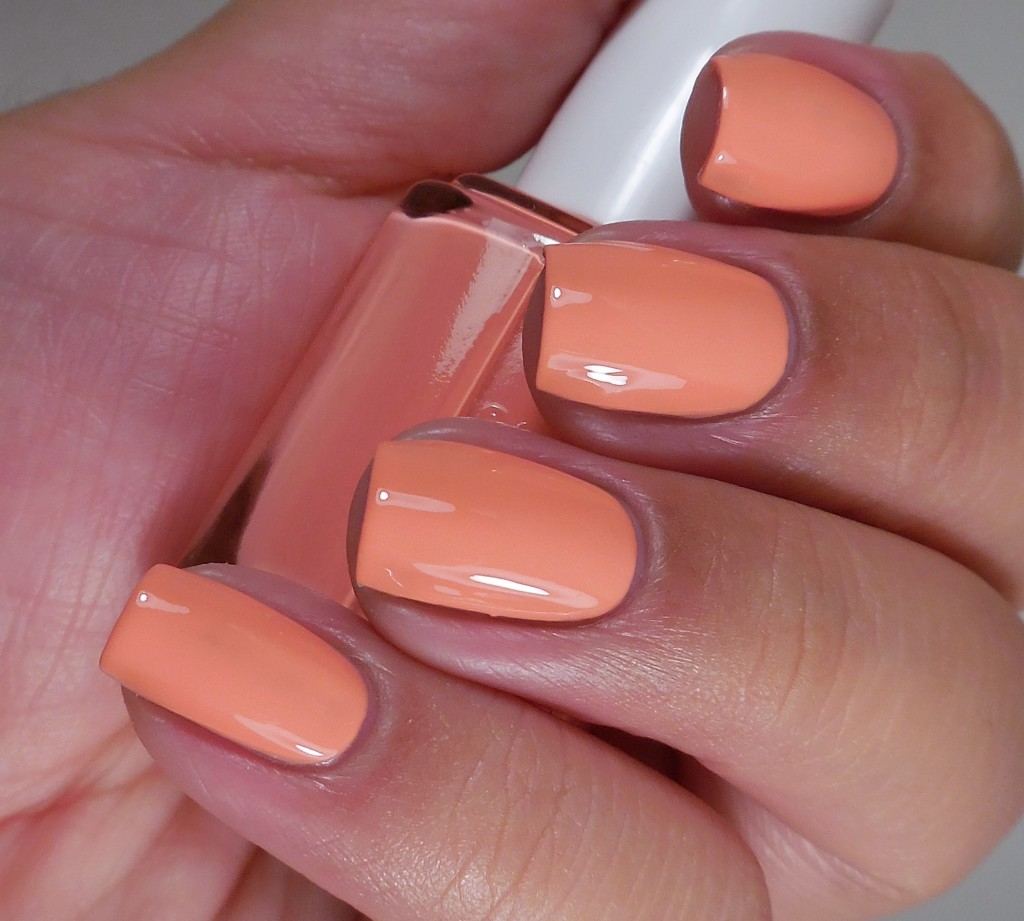 Essie Peach Side Babe 2