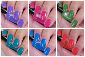 Zoya Island Fun Collection Summer 2015